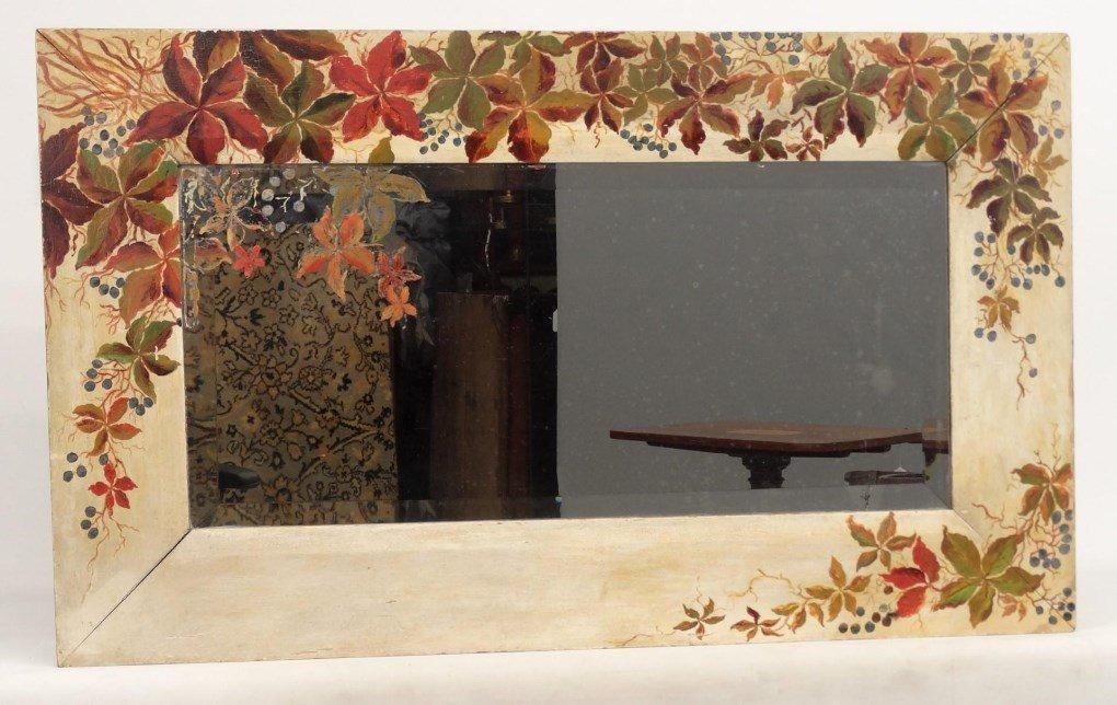 Decorative Painted Mirror