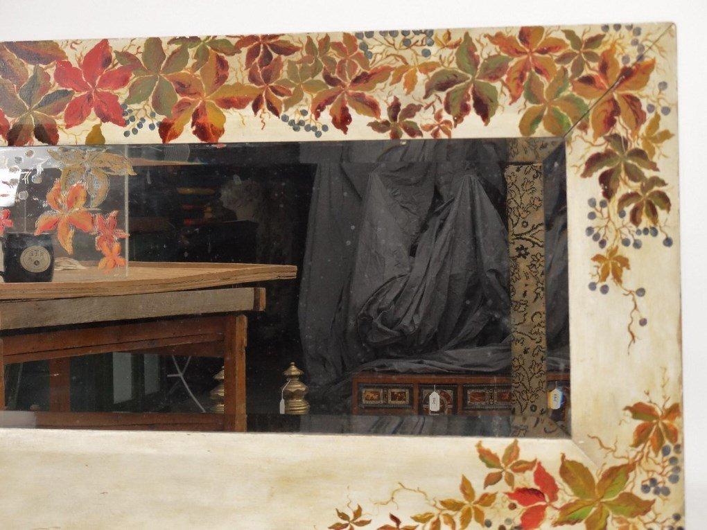 Decorative Painted Mirror - 2