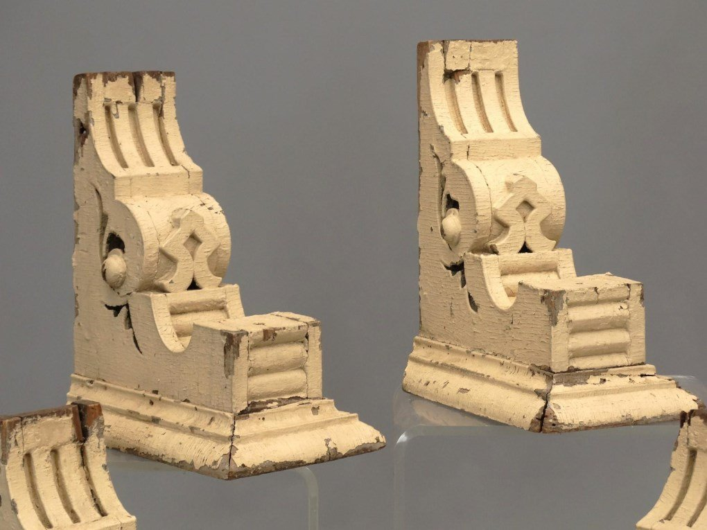Set of Four Architectural Corbels - 2