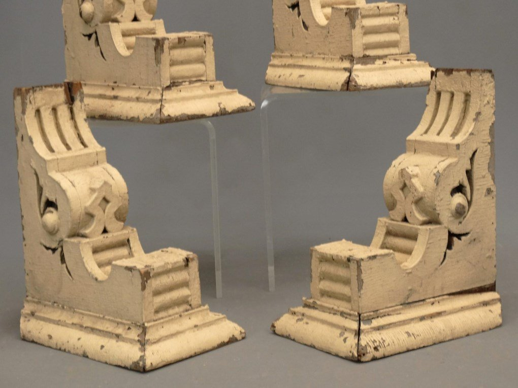 Set of Four Architectural Corbels - 3