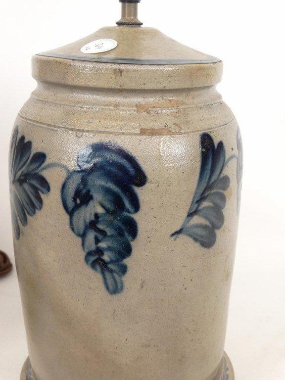 Stoneware Lamps - 4