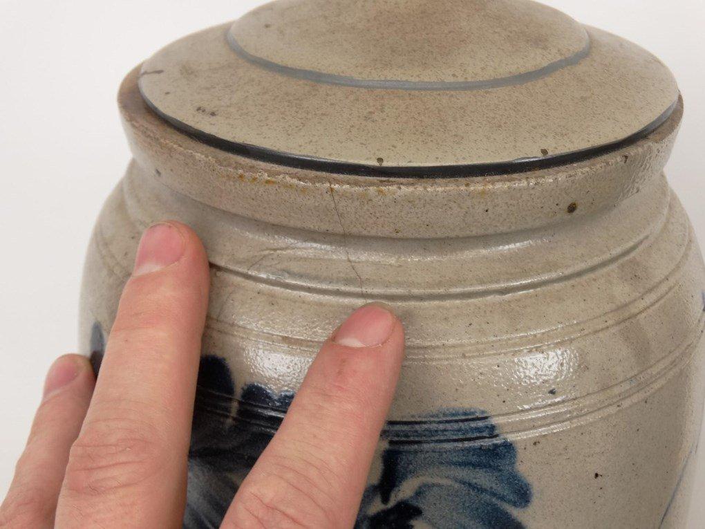 Stoneware Lamps - 6