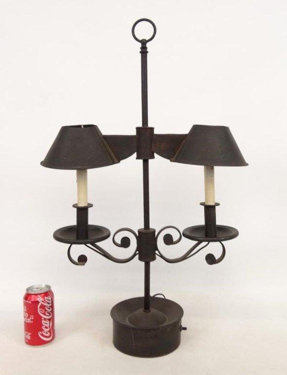Tole Lamp