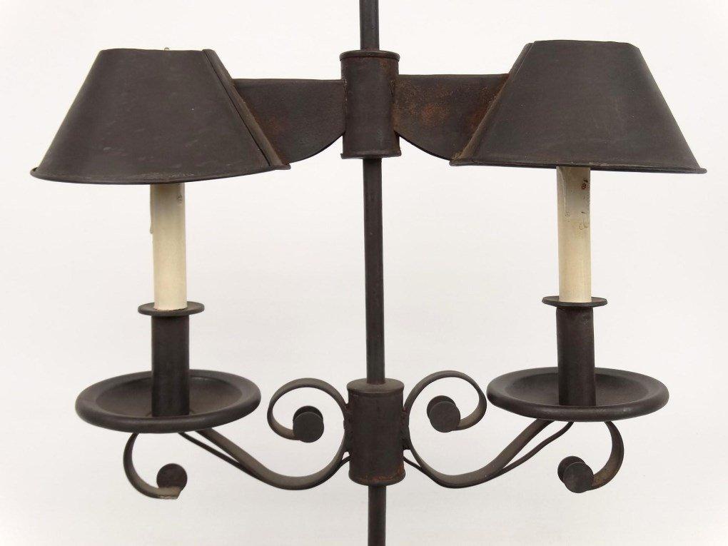 Tole Lamp - 3