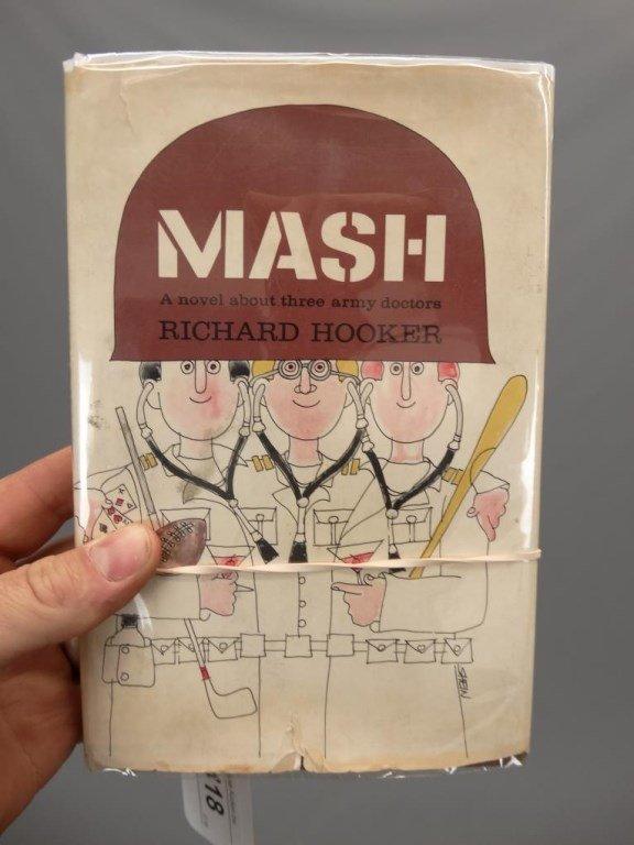 """Lot of """"MASH"""" Unit Memorabilia - 5"""