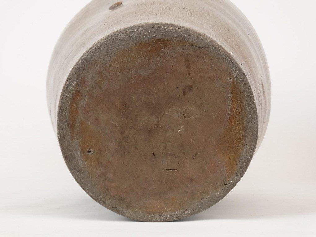 19th c. Stoneware Jug - 8
