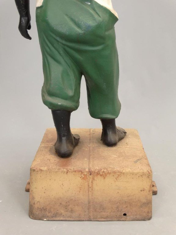 Fiske Type Cast Iron Hitching Post - 9