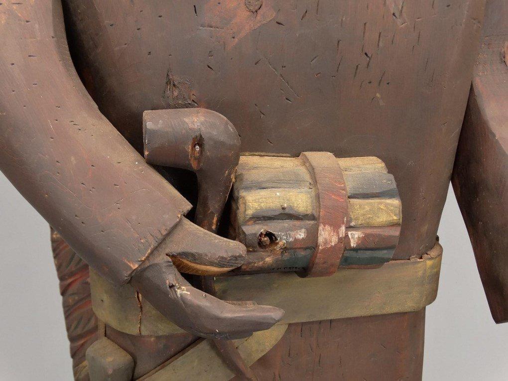 Cigar Store Figure - 4