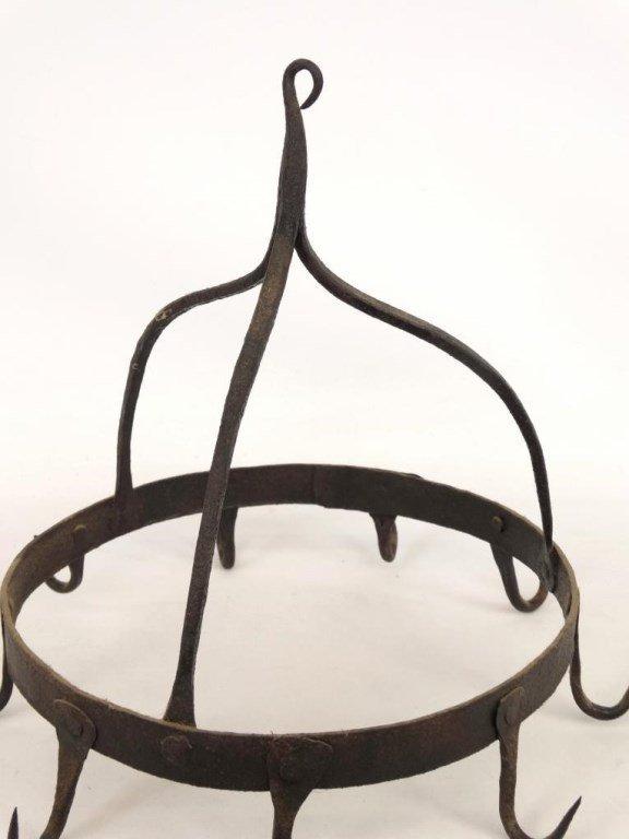 18th c. Iron Crown - 3