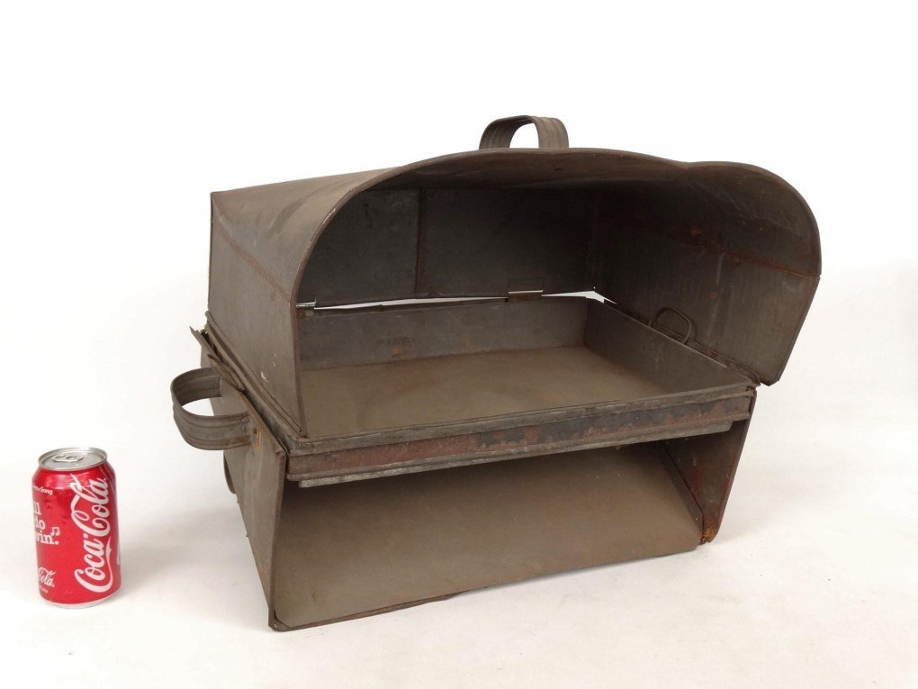 18th c. Folding Oven
