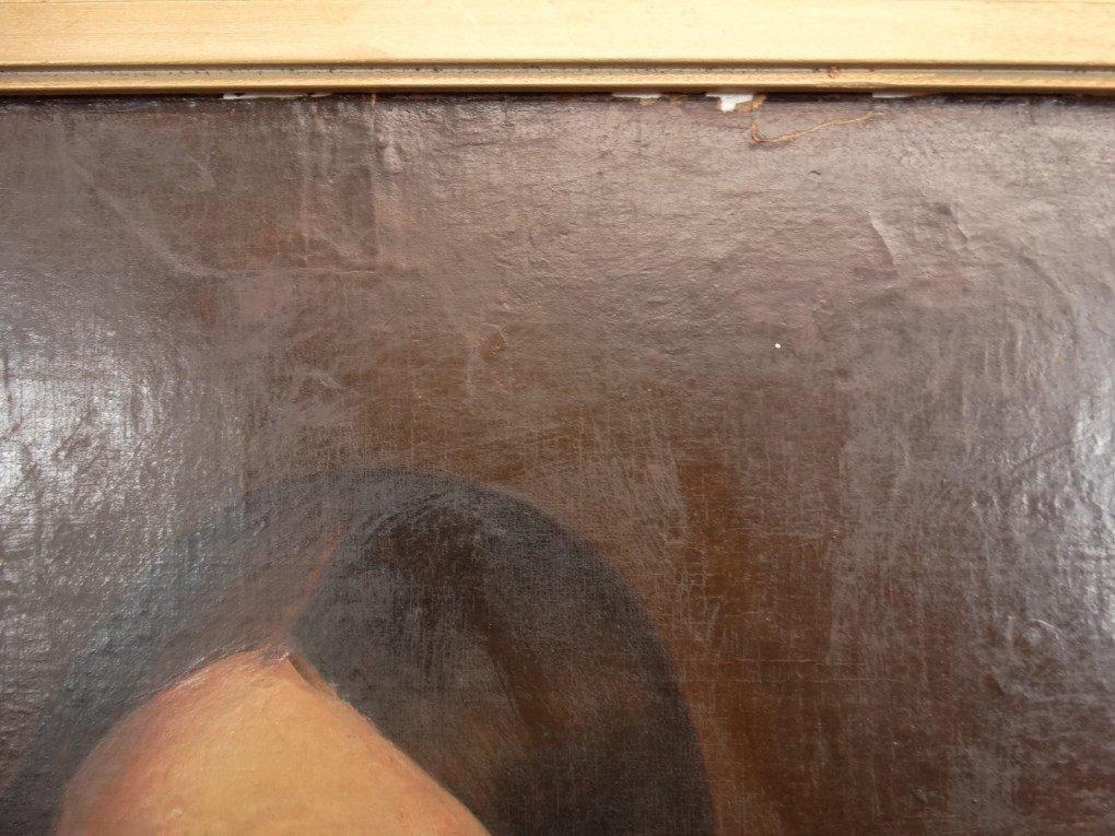 19th c. Portrait Of A Woman - 4