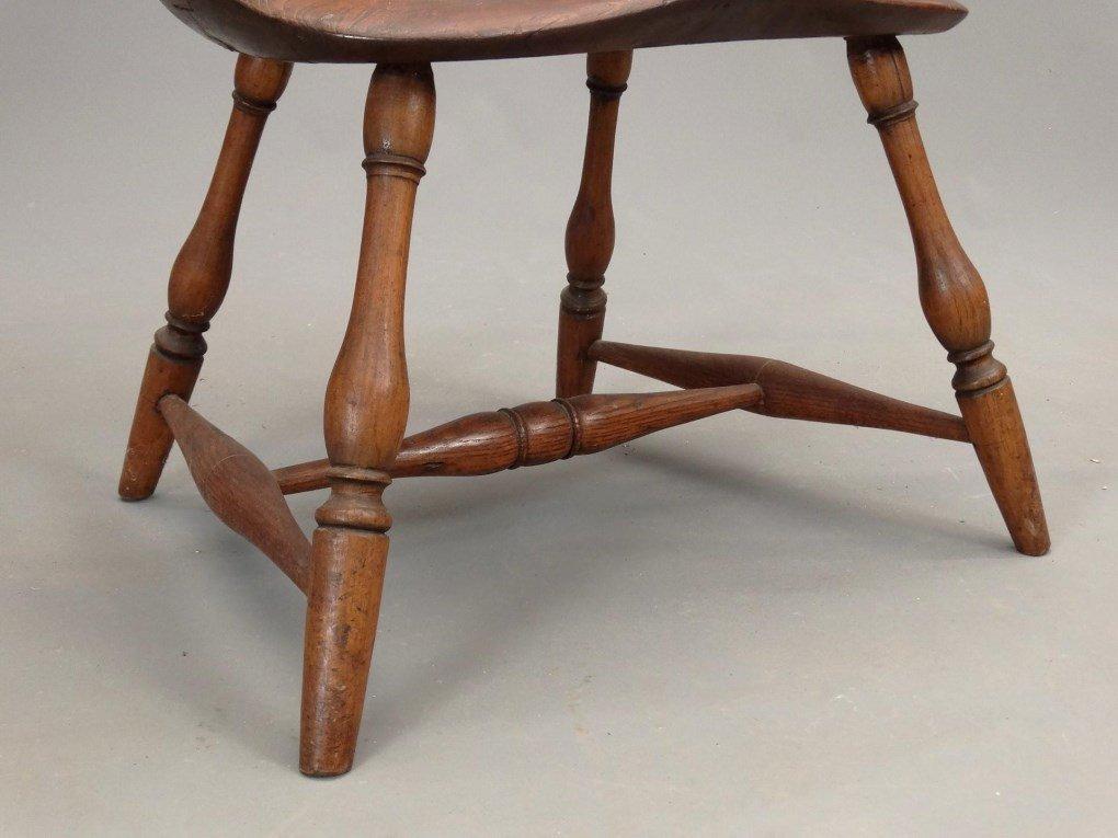 Fanback Windsor Chair - 5