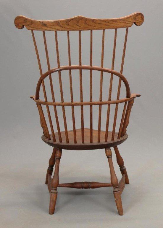 Fanback Windsor Chair - 6