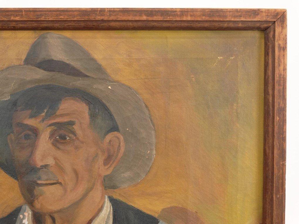 WPA Era Portrait - 2