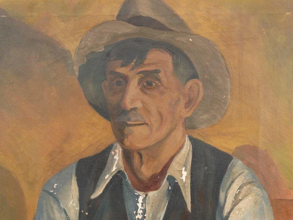 WPA Era Portrait - 3