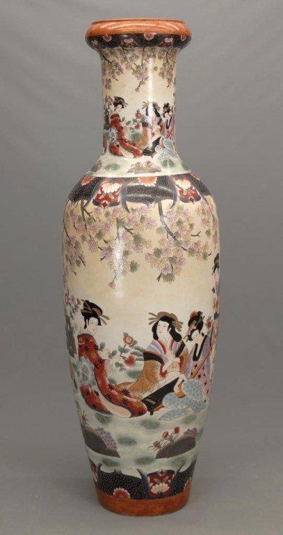 Large Chinese Vase - 3