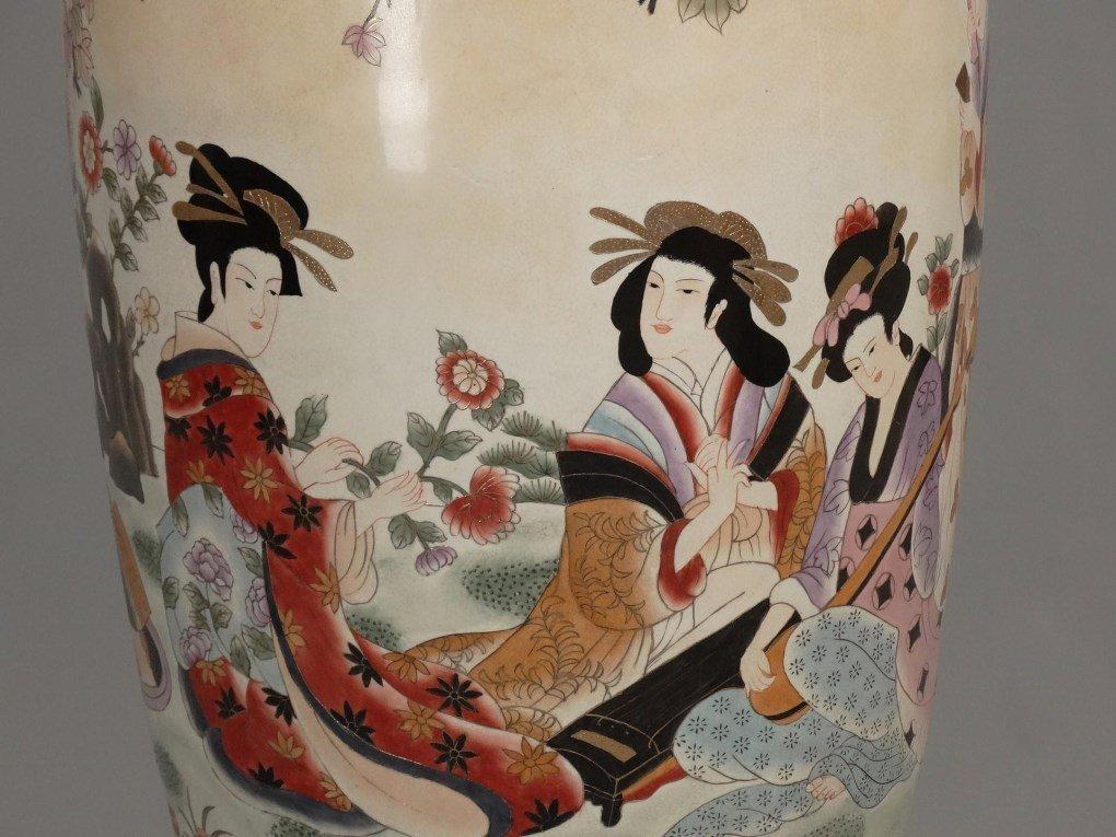Large Chinese Vase - 8