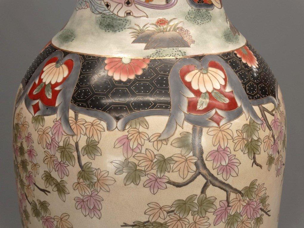 Large Chinese Vase - 4