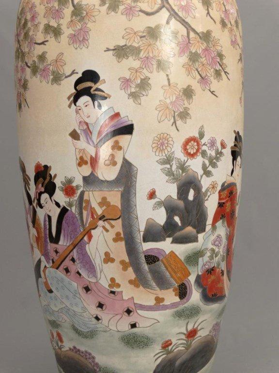 Large Chinese Vase - 5