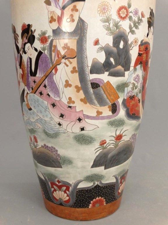 Large Chinese Vase - 6