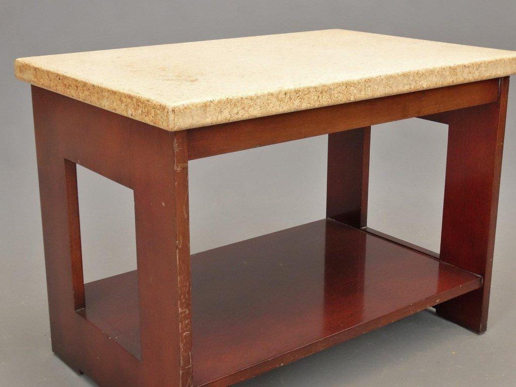 Paul Frankl Cork Top Table - 3
