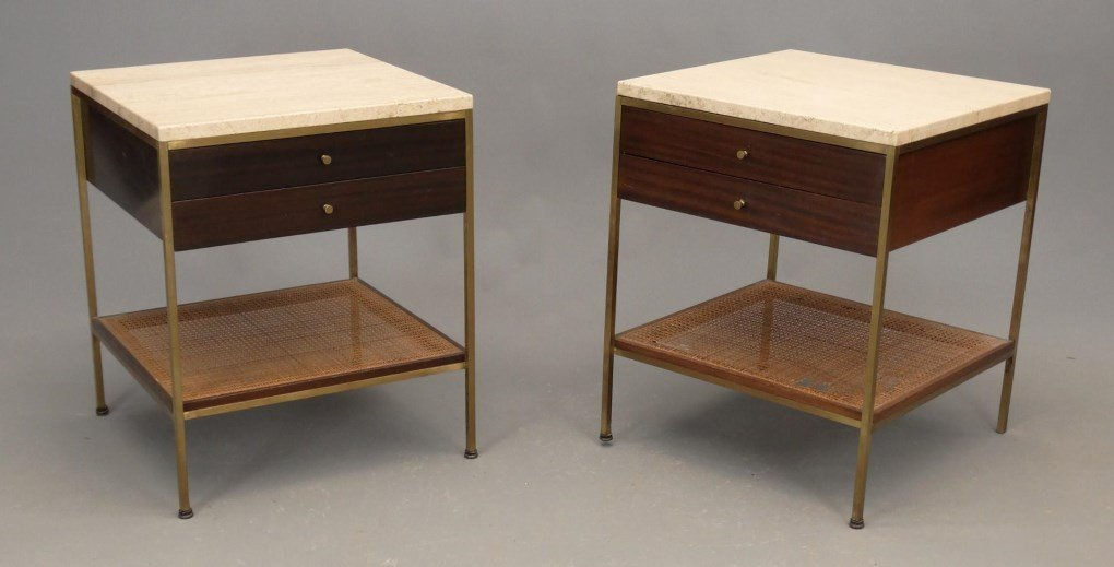 Paul McCobb End Tables