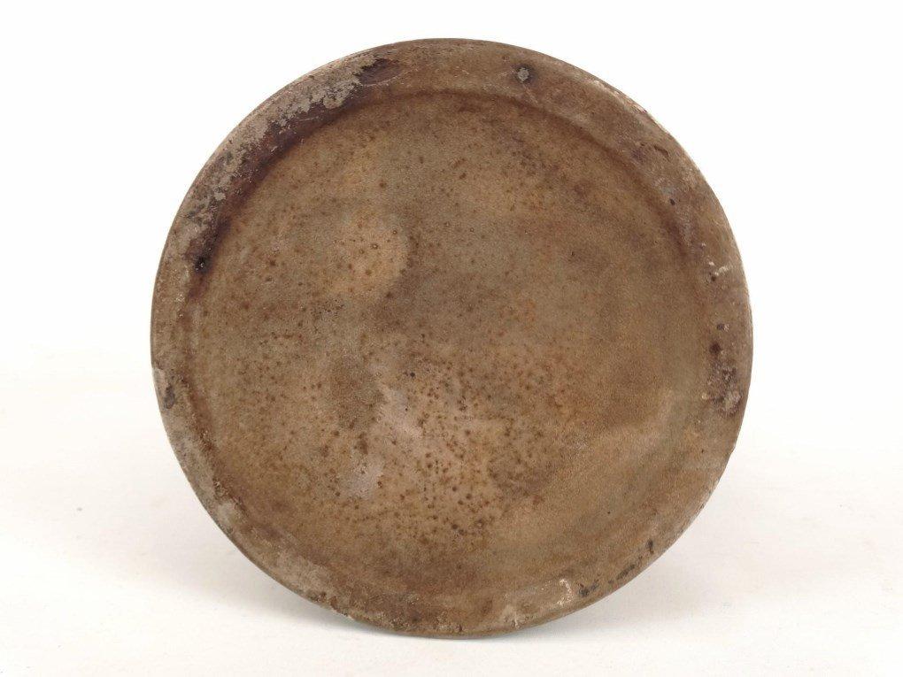 19th c. Stoneware Jug - 5
