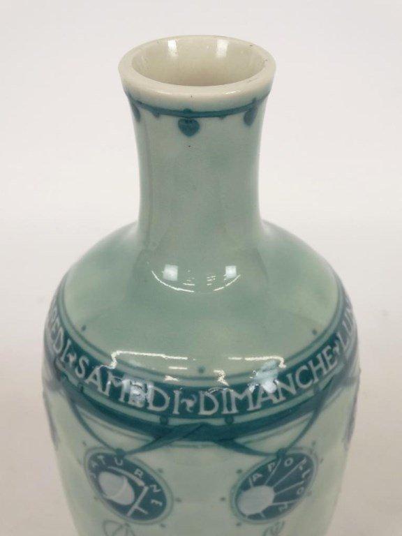 Taxile Doat, Sevres Porcelain Vase - 3