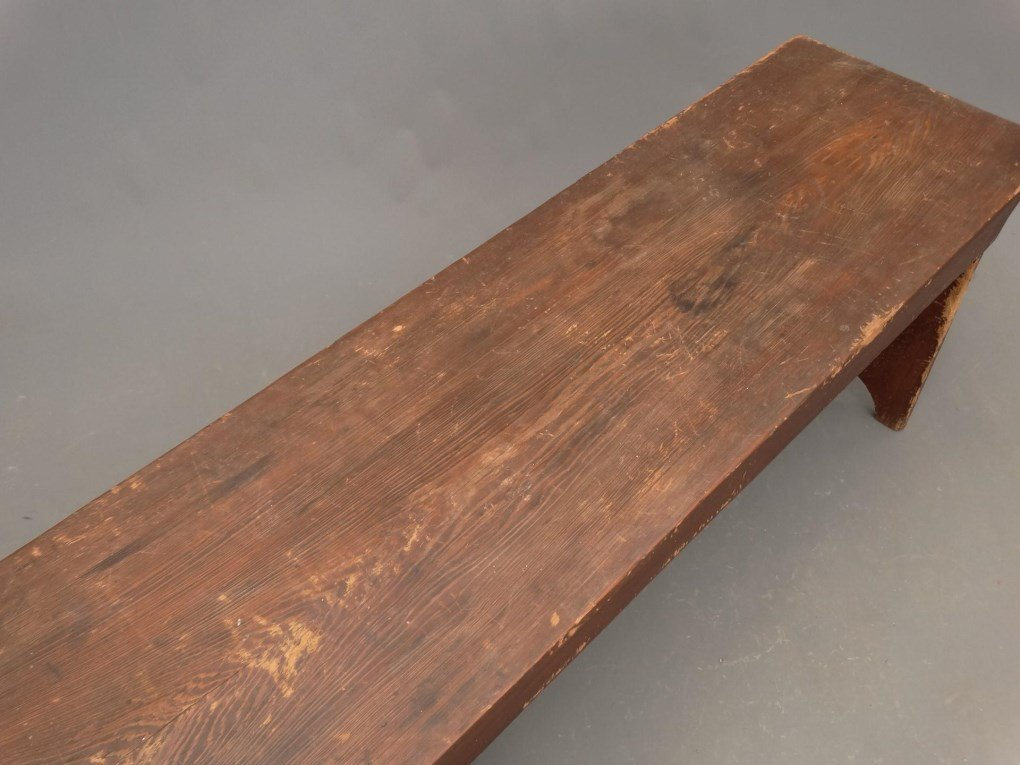 Bootjack Bench - 2