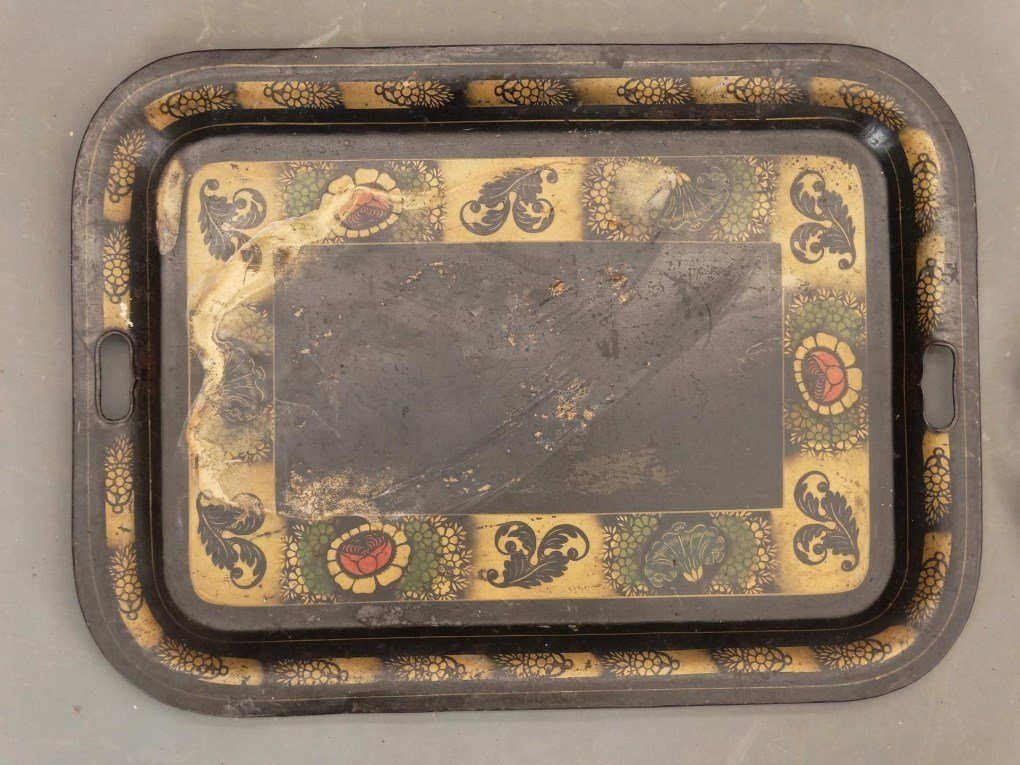Tole Trays - 3