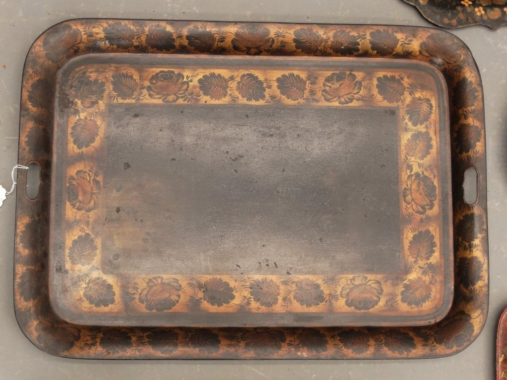 Tole Trays - 4