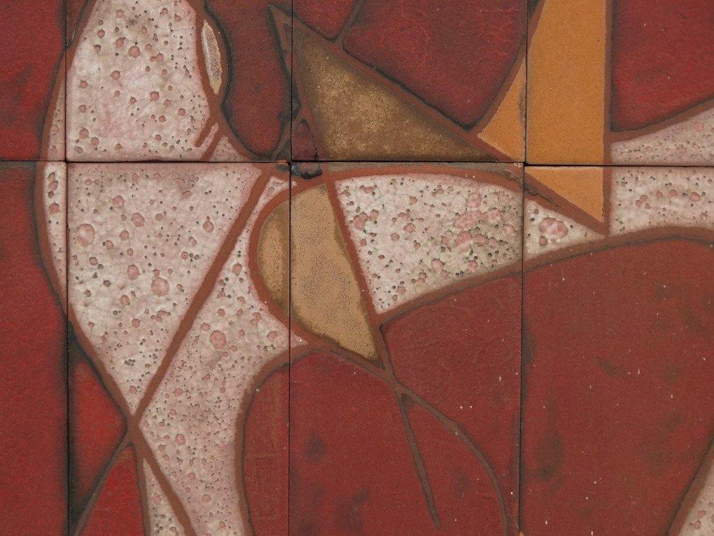 Mid Century Tile Grouping - 5