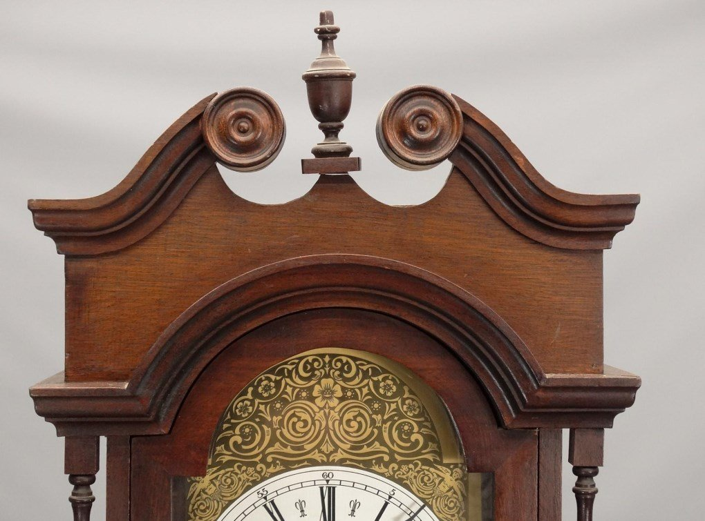 Grandfather Clock - 2