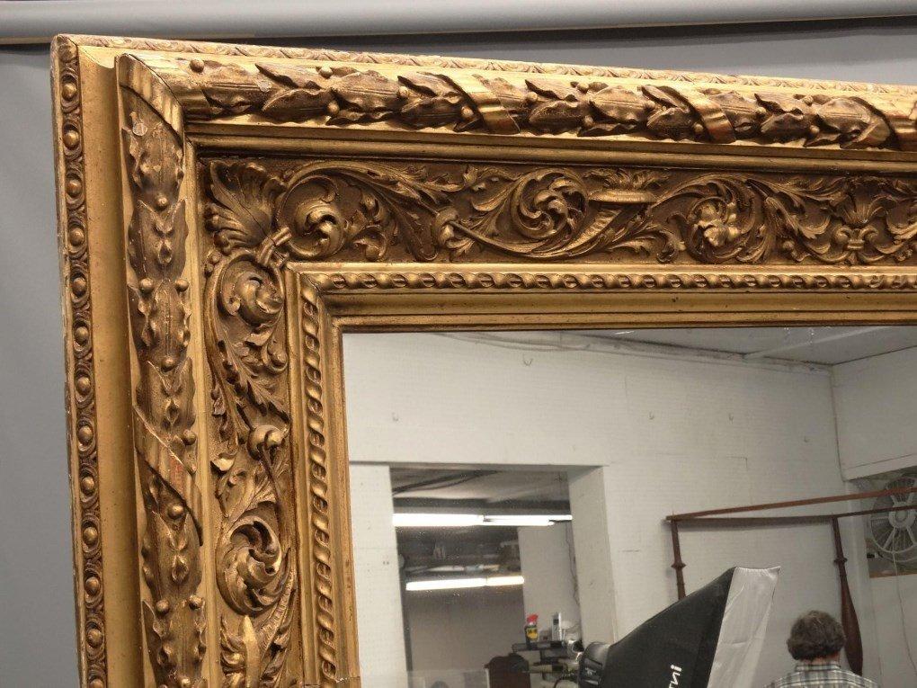 Large 19th c. Mirror - 2