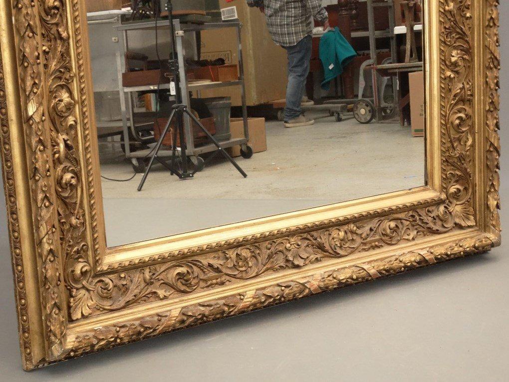 Large 19th c. Mirror - 4