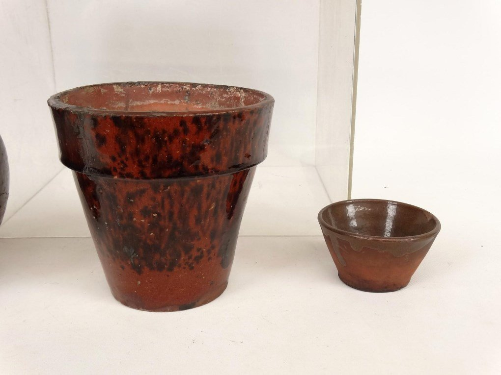 Redware Lot - 3