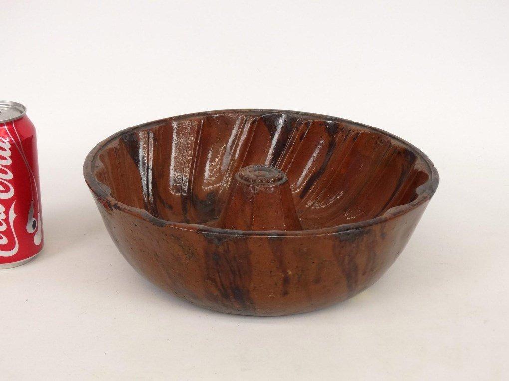 19th c. Redware Mold