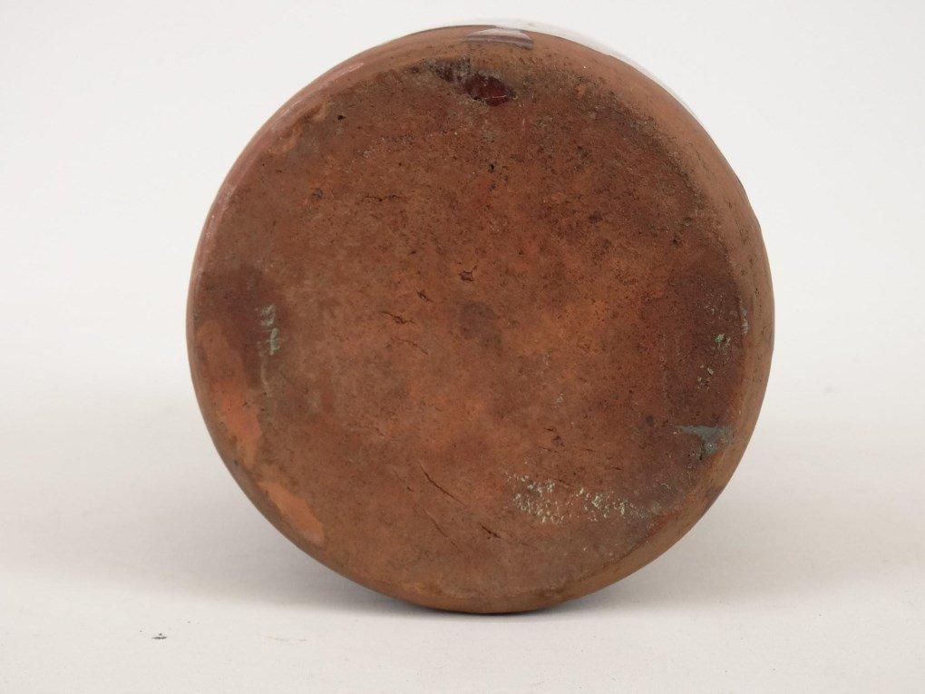 19th c. Redware Jar - 7