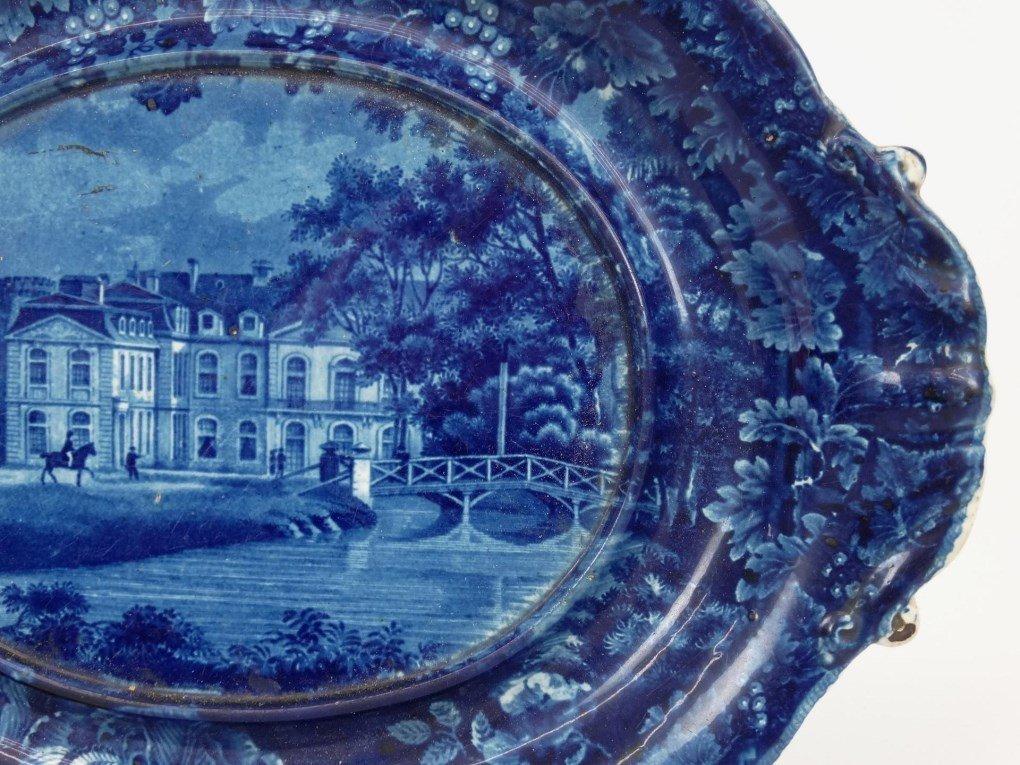 Staffordshire Blue And White Transferware - 3