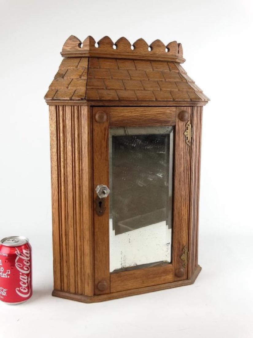 Architectural Hanging Cupboard