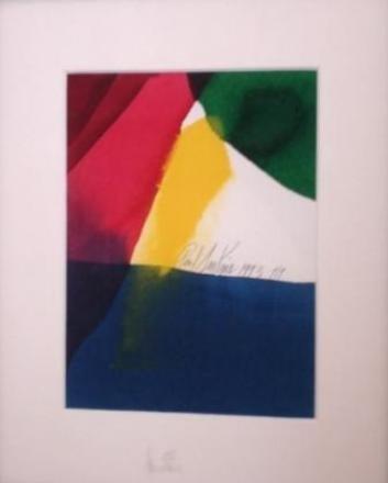 19: JENKINS Paul #19 untitled, 1993 20.00 x 16.00 cm et