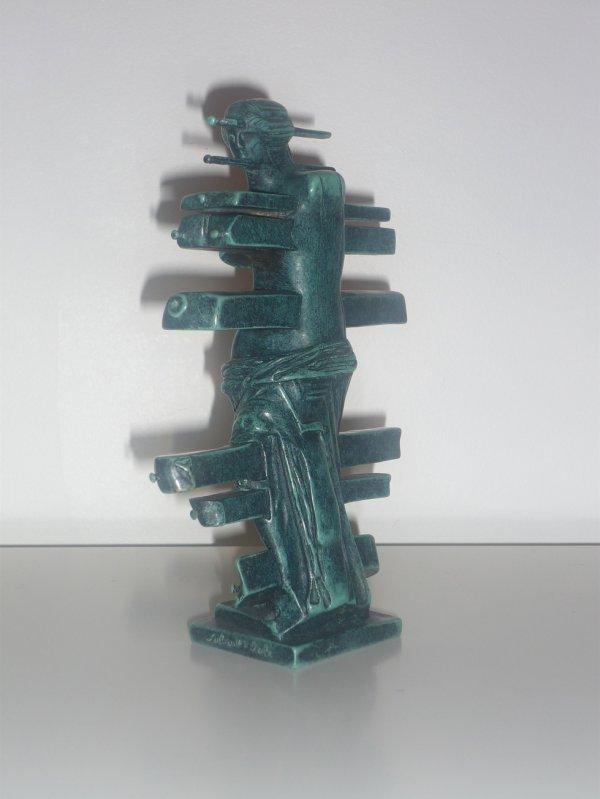 82: DALI SALVADOR(1904-1989)Métamorphose topolique de l