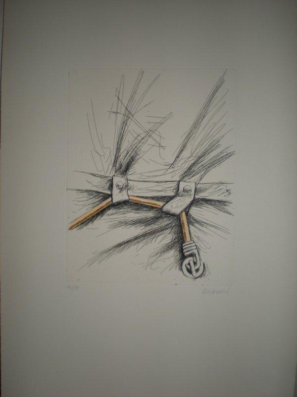 85: KLASEN Peter engraving