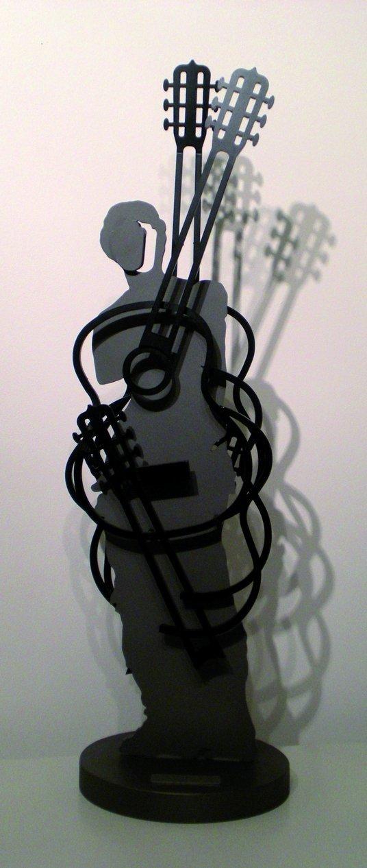 """140: ARMAN (1928-2005)""""Vénus à cordes"""""""