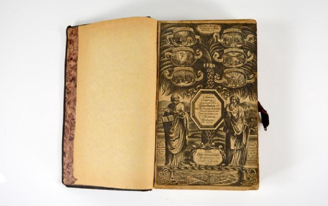 A GERMAN RELIGIOUS WORK 1663 - 2