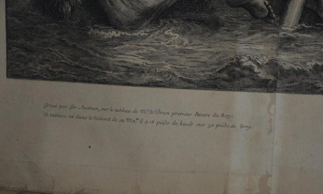 GÉRARD AUDRAN (French, 1640-1703) - 4