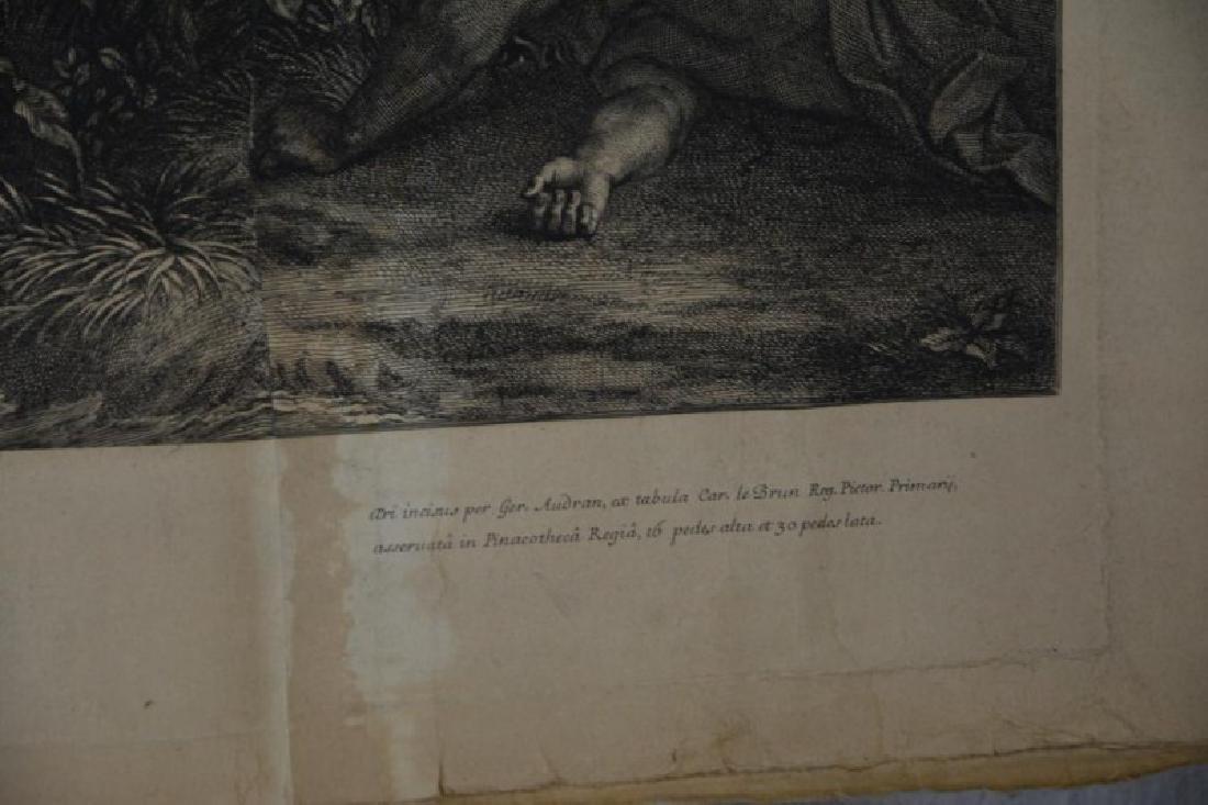 GÉRARD AUDRAN (French, 1640-1703) - 6