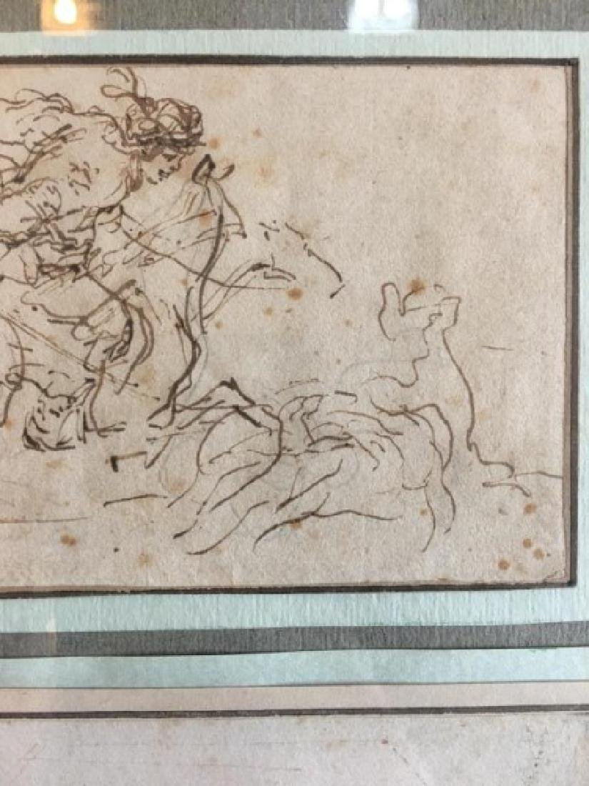 17TH CENTURY ITALIAN SKETCHES - 2
