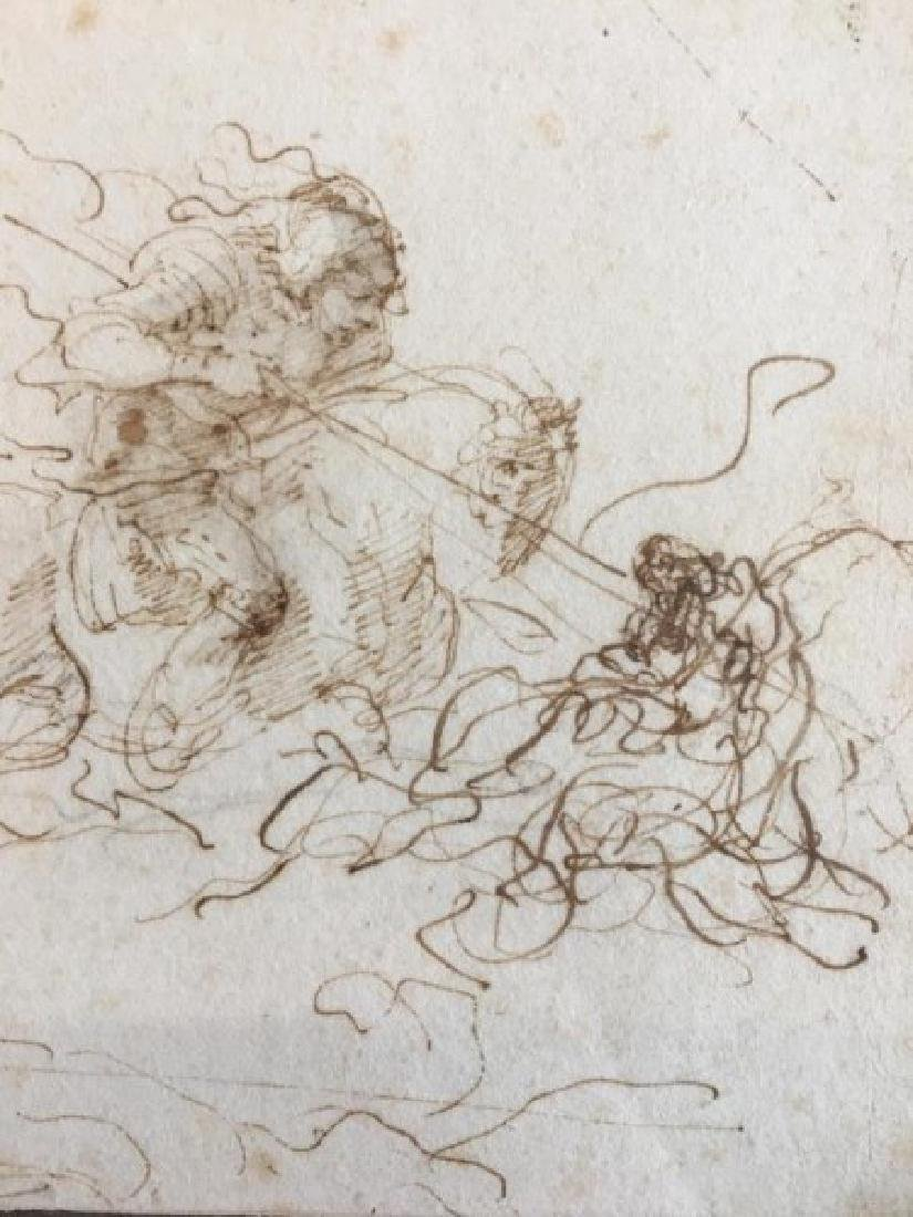17TH CENTURY ITALIAN SKETCHES - 5