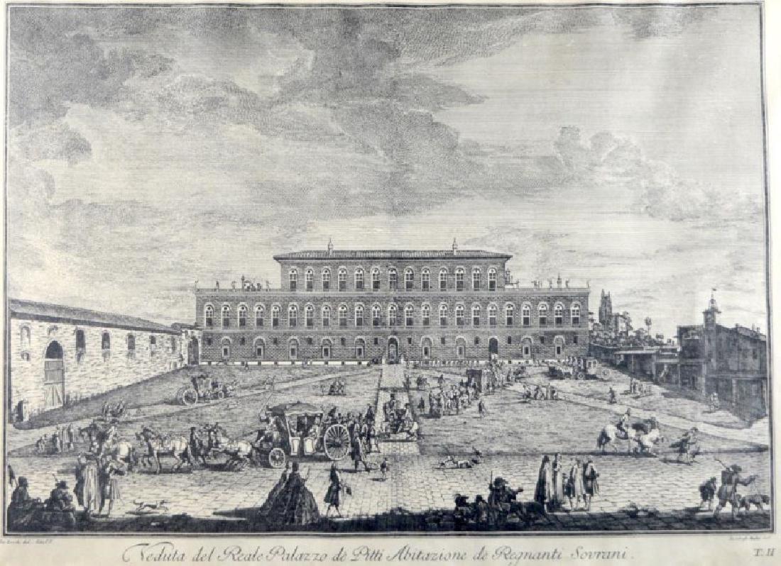GIUSEPPE ZOCCHI (Italian, 1711 - 1767)